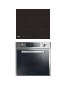 Save £50 at Very on Hoover Hprce60Ss 60Cm Built-In Electric Single Oven  Ceramic Hob Pack - Oven And Hob Pack With Installation