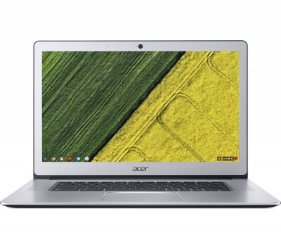 Save £70 at Currys on ACER CB515-1HT 15.6 Intel®? Pentium Chromebook - 64 GB eMMC, Silver, Silver
