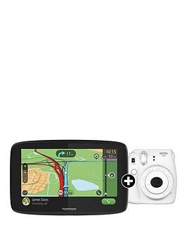 Save £20 at Very on Tomtom Tomtom Go Essential 6 Inch Eu45 Sat Nav With Voice Control + Instax Camera