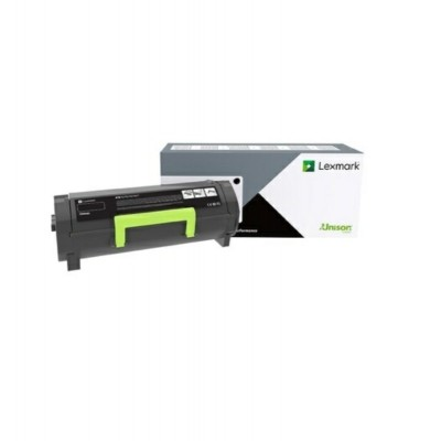 Save £38 at Ebuyer on Lexmark 56F2H0E Black High Yield Corporate Toner Cartridge