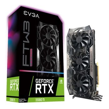 Save £163 at Scan on EVGA NVIDIA GeForce RTX 2080 Ti 11GB FTW3 ULTRA GAMING Turing Graphics
