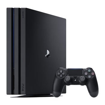 Save £38 at Scan on Sony PS4 Pro 1TB 4K HDR Games Console with DS4 V2 Controller