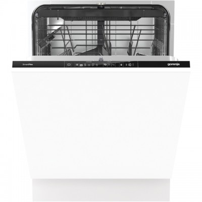 Save £40 at AO on Gorenje GVSP165JUK Fully Integrated Standard Dishwasher - Black Control Panel with Fixed Door Fixing Kit - A+++ Rated