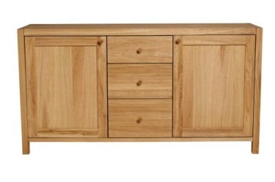 Save £230 at Laura Ashley on Brompton Oak Large Sideboard