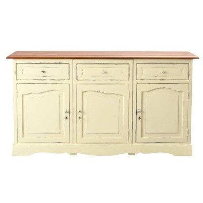 Save £110 at Laura Ashley on Bramley Cream Large Sideboard