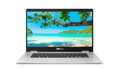 Save £50 at Argos on ASUS C523 15.6 Inch Celeron 4GB 64GB Chromebook - Silver