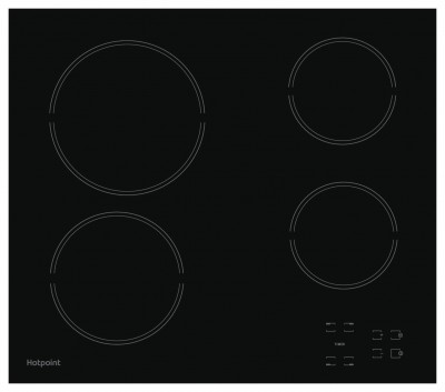 Save £100 at Argos on Hotpoint HR651CH Electric Ceramic Hob - Black