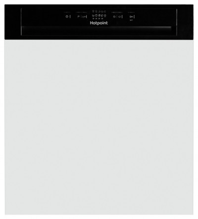 Save £130 at Argos on Hotpoint HBC2B19UK Full Size Integrated Dishwasher - Black
