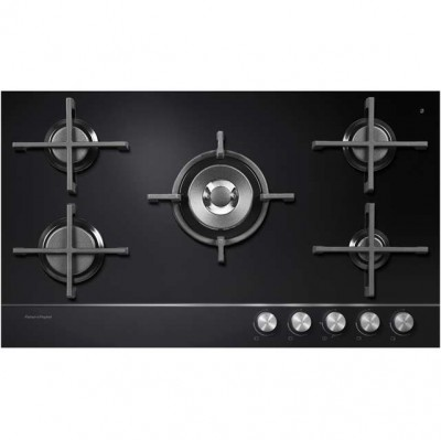 Save £100 at AO on Fisher & Paykel CG905DLPGB1 90cm Gas Hob - Black