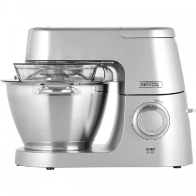 Save £90 at AO on Kenwood Chef Elite KVC5100S Kitchen Machine - Silver