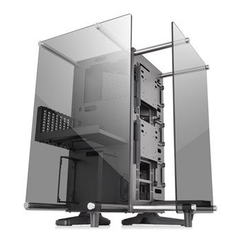 Save £20 at Scan on Thermaltake Core P90 Tempered Glass Edition Corner/Wall PC Case