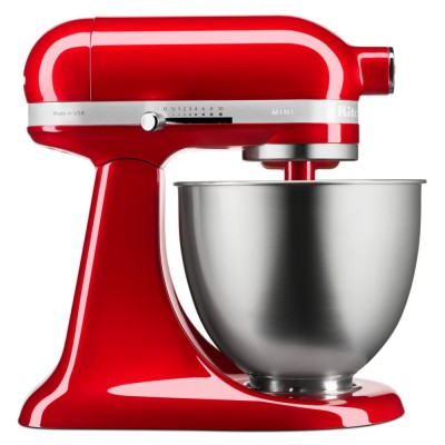 Save £50 at Appliance City on KitchenAid 5KSM3311XBCA Mini Tilt-Head Stand Mixer 3.3 Litre - CANDY APPLE