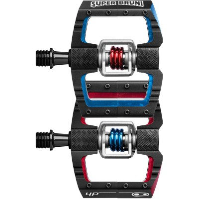 Save £17 at Wiggle on Crank Brothers Mallet DH Loic Bruni Edition Pedals Clip-in Pedals