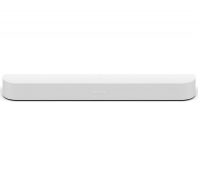 Save £40 at Currys on SONOS Beam 3.0 Compact Sound Bar - White, White