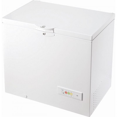 Save £30 at AO on Indesit OS1A250H2UK.1 Chest Freezer - White - A+ Rated