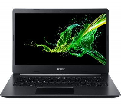 Save £50 at Currys on Aspire 5 A514-52 14? Laptop - Intel®? Core™? i3, 256 GB SSD, Black, Black