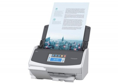 Save £43 at Ebuyer on Fujitsu ScanSnap IX1500 Automatic Document Feeder Wireless A4 Scanner