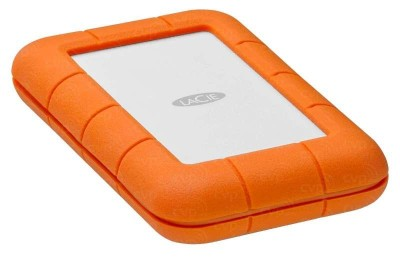 Save £30 at Ebuyer on Lacie 5TB Rugged Portable Hard Drive With Thunderbolt