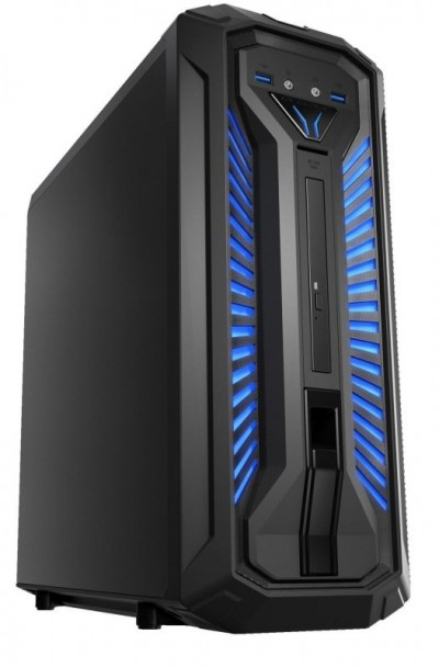 Save £330 at Ebuyer on Medion Erazer P64003 Gaming Desktop PC, Intel Core i5-8400 2.8GHz, 8GB RAM, 128GB SSD, 1TB HDD, DVDRW, NVIDIA GF GTX 1060, WIFI, Bluetooth, Windows 10 Home