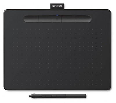 Save £35 at Argos on Intuos Comfort Plus PB Medium Graphics Tablet - Black
