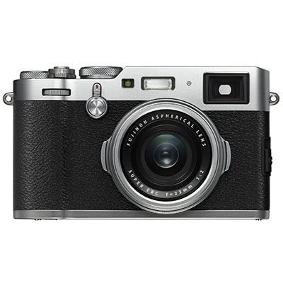Save £130 at WEX Photo Video on Fujifilm X100F Digital Camera - Silver