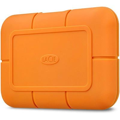 Save £40 at WEX Photo Video on LaCie 500GB Rugged USB-C SSD