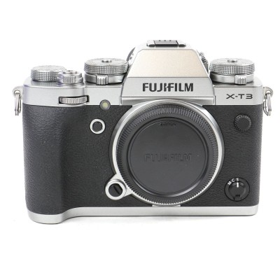 Save £144 at WEX Photo Video on Used Fujifilm X-T3 Digital Camera Body - Silver