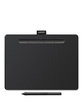 Save £35 at Very on Wacom Intuos Pen Tablet In Black (Medium). Included Wacom Intuos Stylus. Bluetooth Connectivity. Compatible With Windows And Apple