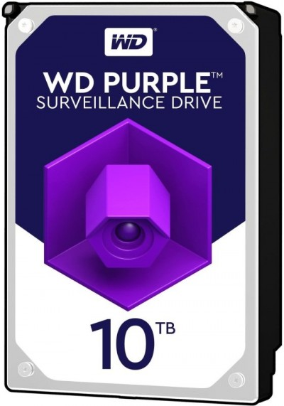 Save £42 at Ebuyer on WD Purple Surveillance 10TB Internal HDD