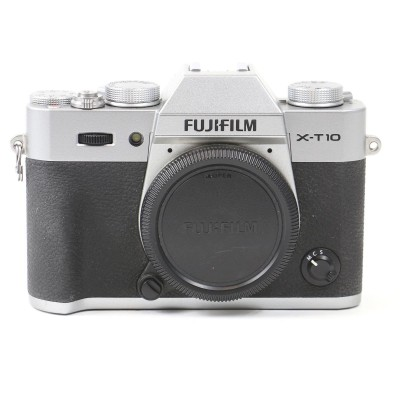 Save £20 at WEX Photo Video on Used Fuji X-T10 Digital Camera Body - Silver