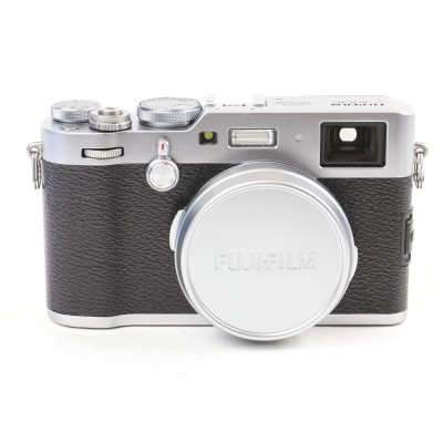 Save £86 at WEX Photo Video on Used Fujifilm X100F Digital Camera - Silver