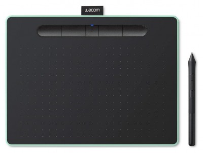 Save £35 at Argos on Intuos Comfort Plus PB Medium Graphics Tablet - Pistachio