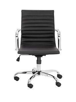 Save £30 at Very on Julian Bowen Gio Faux Leather Office Chair
