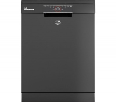 Save £50 at Currys on HOOVER Axi HDPN 4S622PA Full-size Smart Dishwasher - Graphite, Graphite