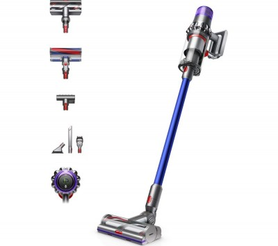 Save £400 at Currys on DYSON V11 Absolute Cordless Vacuum Cleaner - Blue, Blue