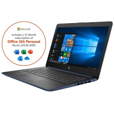 Save £40 at AO on HP Stream 14-cm0038na 14