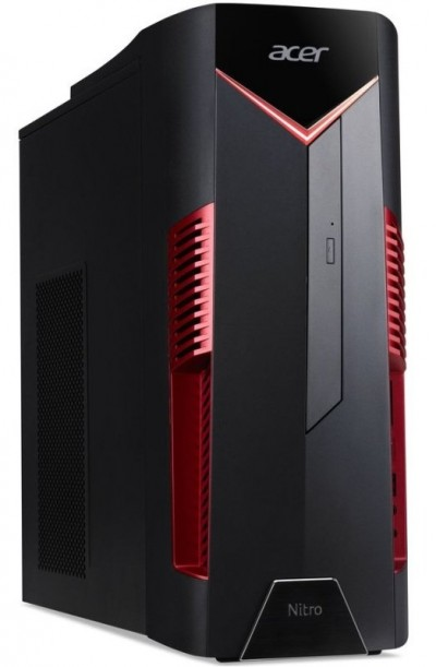 Save £102 at Ebuyer on Acer Nitro N50-600 Gaming Desktop PC, Intel Core i5-9400F 2.9GHz, 8GB RAM, 1TB HDD, NVIDIA GTX 1650 4GB, WIFI, Windows 10 Home