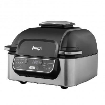 Save £20 at Argos on Ninja Foodi Health Grill & Air Fryer with Dehydrator AG301UK