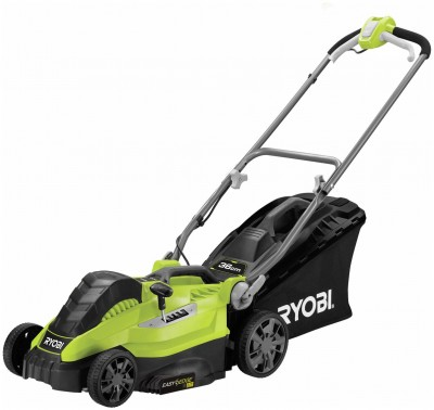 Save £47 at Argos on Ryobi RLM3615 36cm Corded Rotary Lawnmower - 1500W