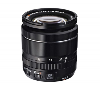 Save £80 at Currys on FUJIFILM XF 18-55 mm f/2.8-4 OIS Zoom Lens