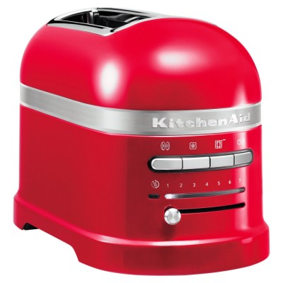 Save £20 at Appliance City on KitchenAid 5KMT2204BER Artisan 2 Slice Toaster - EMPIRE RED