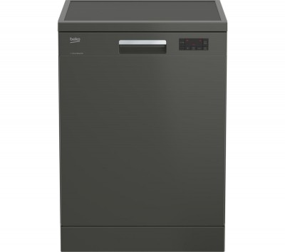 Save £70 at Currys on BEKO DFN16420G Full-size Dishwasher - Graphite, Graphite