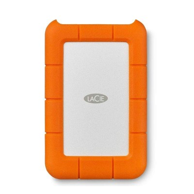 Save £26 at Ebuyer on Lacie STFR4000800 4TB Rugged USB-C Portable Hard Drive