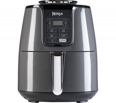 Save £30 at Currys on Ninja AF100UK Air Fryer - Black, Black