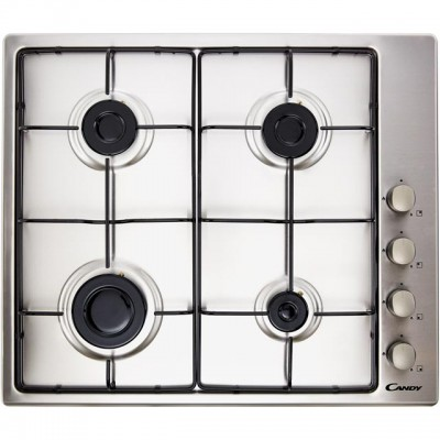 Save £19 at AO on Candy CHW6LX 60cm Gas Hob - Stainless Steel