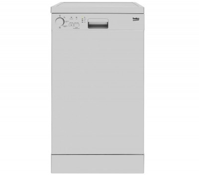 Save £30 at Currys on BEKO DFS04010S Slimline Dishwasher - Silver, Silver