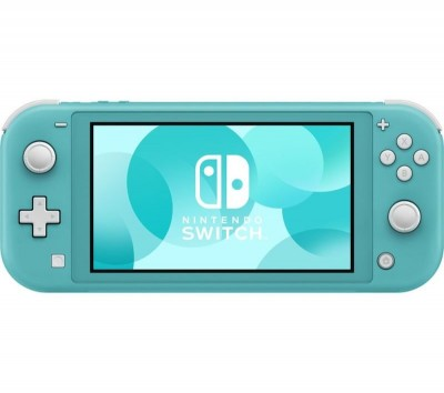Save £194 at Ebuyer on Nintendo Switch HW Lite - Turquoise