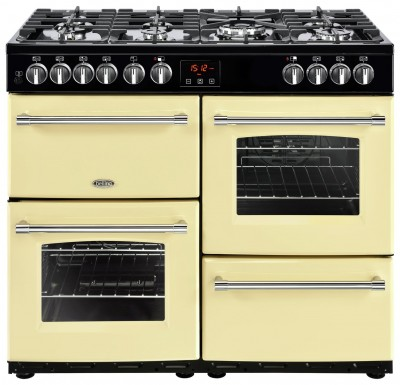 Save £150 at Argos on Belling Farmhouse 100G Gas Range Cooker - Cream