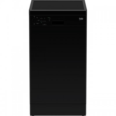 Save £30 at AO on Beko DFS04010B Slimline Dishwasher - Black - A+ Rated