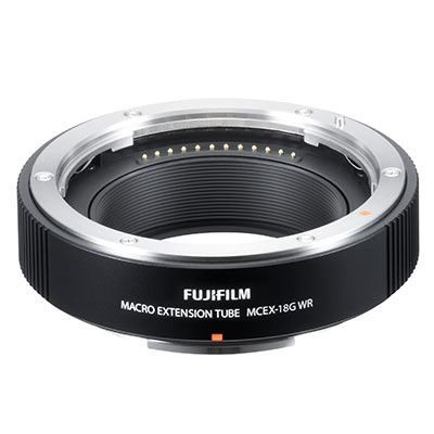 Save £30 at WEX Photo Video on Fujifilm MCEX Macro Extension Tube 18G WR